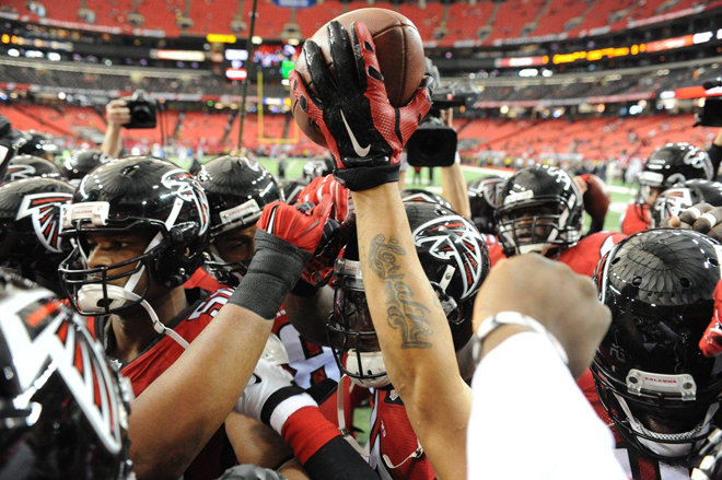 The Falcons franchise doesn't need a rebuild. The experience and talent is here. We just need some tweaks.