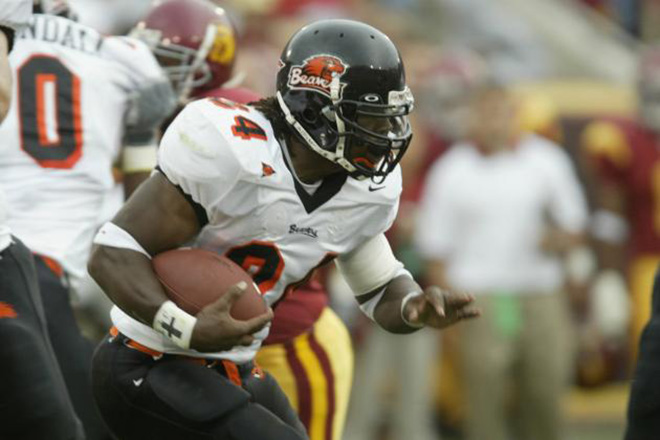 Despite playing just two full seasons, SJ is No. 4 on OSU's all-time rushing list.