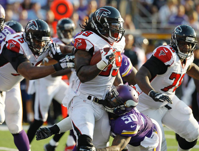 After a fast start, SJ39 and the Falcons were setback late in the game by injuries along the offensive line.