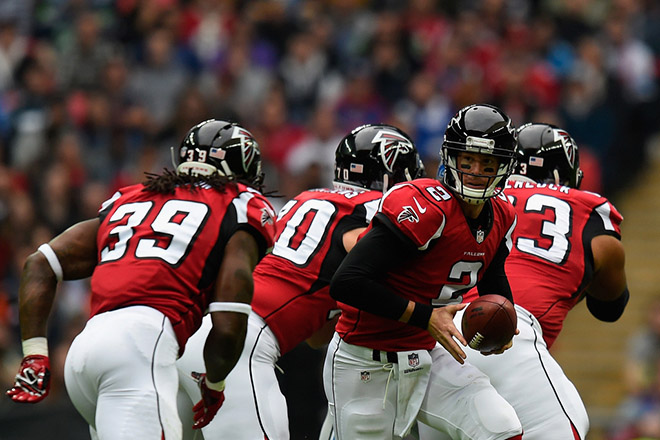 Despite a heartbreaking loss, SJ and Matt Ryan believe the Falcons can right the ship after a bye week.