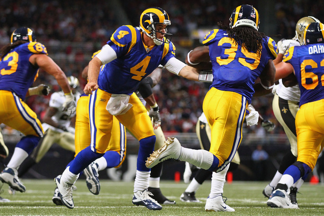 SJ39 believes backup quarterback AJ Feeley has, and will continue to, put the Rams in position to be successful.
