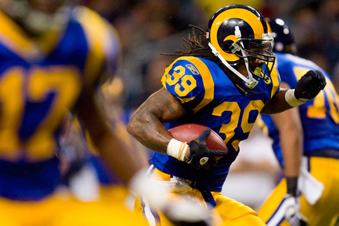 It's Retro Day at The Dome on Sunday and SJ can join elite company if he can eclipse 1,000 yards for the season again.