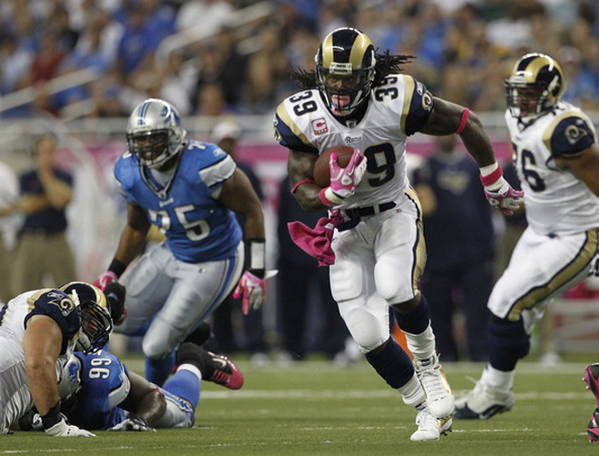 St. Louis' first test comes against the rising Lions, a playoff team one year ago (Getty Images).