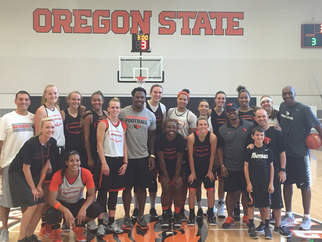 The future of Oregon State Athletics is very bright, with great leadership in place.