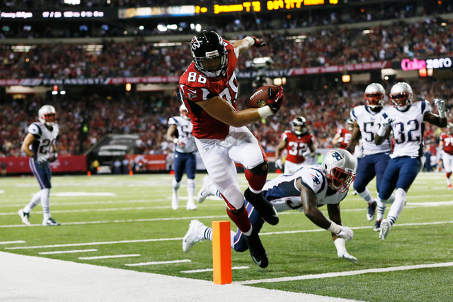 Tony Gonzalez is an inspiration to me because in his 17th year, he's still working to perfect his craft (Getty Images).